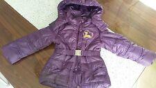 Winterjacke für Mädchen Princessin Lillifee Lila Gr. 98