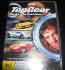 Top Gear Back In The Fast Lane Best Of Series 1 & 2 (Aust Region 4) DVD – New