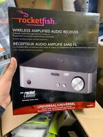 Rocketfish Wireless Amplified Audio Receiver New