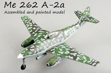 WW2 German Me 262 A-2a fighter air bomber plane aircraft assembled Easy model