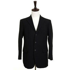 Issey Miyake mainline men's black jacket (001-360)