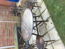Ercol Wooden Dining Room Table & Chair Sets
