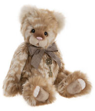 Peach Cobbler by Charlie Bears - jointed plush teddy bear - CB202008B