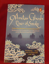 BRAND NEW : River of Smoke: Book 2 Of The Ibis Trilogy by Ghosh, Amitav