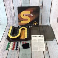 SCORPION Vintage Dice Strategy Board Game Spears Games 1983 Complete