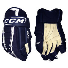 "New CCM HG4R ice hockey gloves glove 4-roll four roll senior sr size 14"" navy"