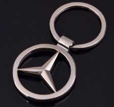 Auto Car Logo Titanium Keyring Keychain Key Chain Ring Keyring For Mercedes Benz