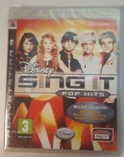 VIDEOJUEGO PS3 SING IT POP HITS PRECINTADO