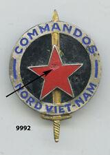 Insigne Commando , Gpt.  Commandos / NVN., ( AB. )