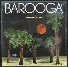 BAROOGA 'Running Alone' 1980 Original First press SEALED LP