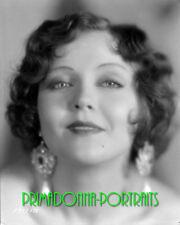 "NANCY CARROLL 8X10 Lab Photo B&W 1930s ""EUGENE ROBERT RICHEE"" Bejeweled Portrait"