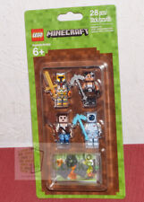 LEGO Minecraft Mini Figures Skin Pack 2 853610  (28 PC Set)