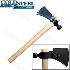 Cold Steel - RIFLEMAN'S HAWK Axe w/ Sheath 90RH New