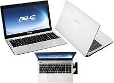 ASUS K55A-SX393H WHITE INTEL CELERON@B820 1.7GHZ 4GB RAM 320GB HDD WEBCAM