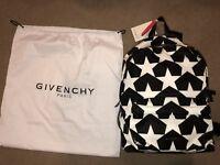 Authentic Givenchy Backpack Star Bag Unisex New Designer Luxury Celebrity