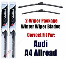 WINTER Wipers 2-pack fits 2013+ Audi A4 Allroad 35240/200