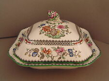 Unboxed Spode Pottery Tureens
