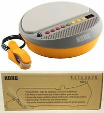 KORG Electronic Drum Percussion synthesizer Yellow WAVEDRUM Mini WD-MINI-YL F/S