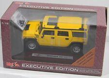 Maisto Executive Edition HUMMER H2 (2003) 1/18 NRFP