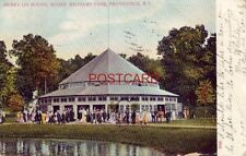 pre-1907 MERRY GO ROUND, ROGER WILLIAMS PARK, PROVIDENCE, R.I. 1907