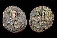 Byzantine, Follis. Romanus III° Argyre (1028-1034). Bronze
