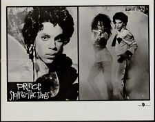 PRINCE & CAT - SIGN O THE TIMES  * rare EAST GERMAN LOBBY CARD!
