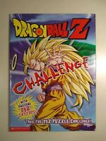Dragonball Z (Challenge with Awesome DBZ Tattoos) by Jeff O'hare NEAR MINT SHAPE