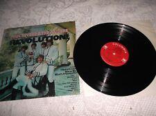 Paul Revere& the raiders Revolution vinyl LP Album Canada pressing