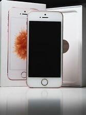 Apple iPhone SE - 16GB - Rose Gold (Unlocked) A1723 (CDMA + GSM)