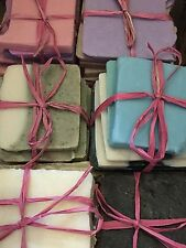 Handmade Soap Bundle lot One pound 1LB Natural Soap Samples Homemade Try me soap