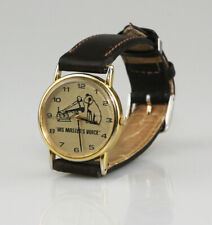 Vintage His Master's Voice HMV Wrist Watch - EXTREMELY SCARCE (YZ58)