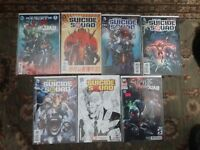 Suicide Squad Lot (7) (DC) NM Condition, Free Shipping!