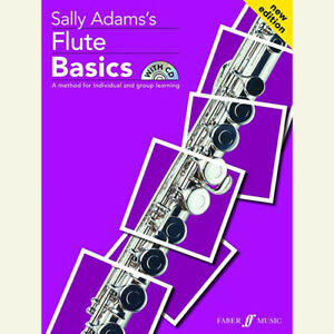 Flute Basics (Pupil's Book With CD) - NEW
