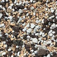 Pumice,Turface & Lava 2 gal. Soil Mix for Long Lasting Bonsai Soil -FAST SHIP