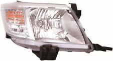 Toyota Hi-Lux 2012-2016 Chrome Front Headlight Headlamp O/S Drivers Right