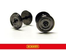 Hornby R8264 14.1mm Metal 2 Hole Disc Wheel Axle Set X10 00 Gauge