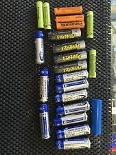 23x  AA AAA rechargeable battery BTY cell MP3 RC Toys Camera Panasonic Lot New