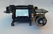 Nikon FM - Mirror, Front Plate, Mirror Mechanism, Speed Dial