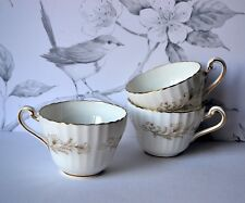 Set 3 Paragon Bone China LAFAYETTE Tea Cup, bone china, replacements