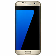 "Samsung Galaxy S7 Smartphone Android 5.5"" Edge SENZA SIM 32 GB-ORO (ML1935)"