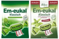 Em Eukal - Classic Drops - classic or sugar free - two (2) bags for you