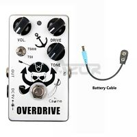 Caline New Product CP-76 Overdrive Guitar Effect Pedal Guitar Tube Screamer