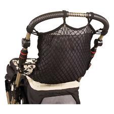 Kinderwagennetz Sunny Baby Kinderwagen Einkaufsnetz Anker Sichtschutz schwarz