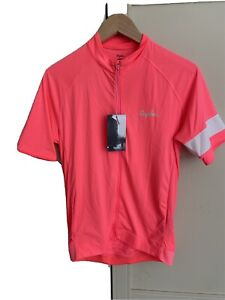 Rapha Core Coral Jersey large