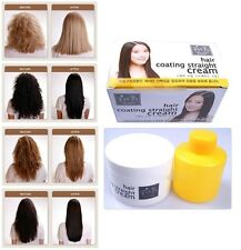 Hair coating magic straight cream Hair Straightening Cream Permanent Rebonding