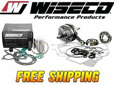 KX 65 KX65 Wiseco Complete Engine rebuild kit Crankshaft  Piston Gaskets 00-05