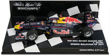 Minichamps RED BULL RB7 WINNER Malaysia GP 2011-S VETTEL scala 1/43