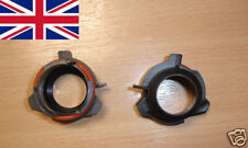 2 BMW E39 HID XENON LIGHT BULB HOLDER ADAPTOR 5 Series