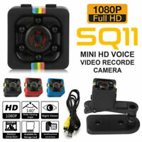 SQ11 Full HD 960P Mini Car Hidden DV DVR Camera Spy Dash Cam IR Night Vision US