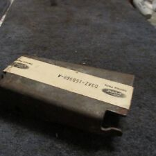 NOS 1973 - 1978 FORD GALAXIE LTD COUNTRY SQUIRE CUSTOM HOOD LATCH CABLE PLATE